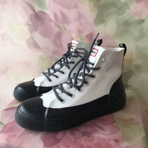 New Hunter For Target Boots White 7.5